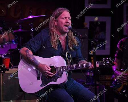Devon Allman of The Allman Betts Band