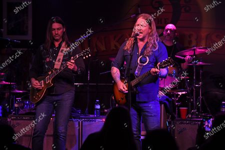 Duane Betts and Devon Allman of The Allman Betts Band