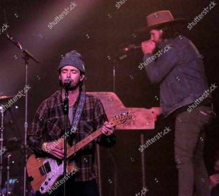 Editorial image of LANCO in concert, Nashville, Tennessee, USA - 18 Nov 2020