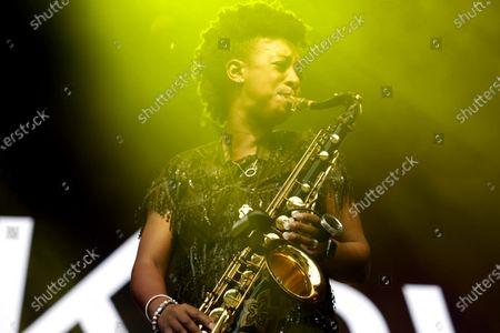 Stock Photo of Yolanda Brown