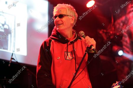 Special guest Captain Sensible of The Damned