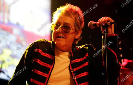 Editorial picture of Eddie and the Hot Rods, 'Done Everything We Wanna Do' in concert, o2 Academy Islington, London, UK - 13 Apr 2019