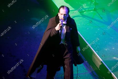 Editorial image of 'The Damned: A Night Of A Thousand Vampires' in concert, The London Palladium, London, UK - 28 Oct 2019