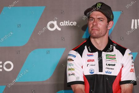 ALGARVE INTERNATIONAL CIRCUIT, PORTUGAL - NOVEMBER 19: Cal Crutchlow, Team LCR Honda during the Portuguese GP at Algarve International Circuit on November 19, 2020 in Algarve International Circuit, Portugal. (Photo by Gold and Goose / LAT Images)