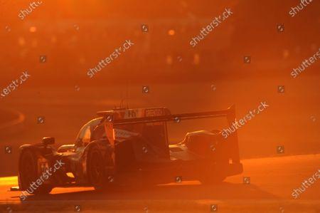 2017 Le Mans 24 Hours Circuit de la Sarthe, Le Mans, France. Sunday 18th  June 2017 #23 Panis Barthez Competition Ligier JSP217-Gibson: Fabien Barthez, Timothe Buret, Nathanael Berthon  World Copyright: JEP/LAT Images