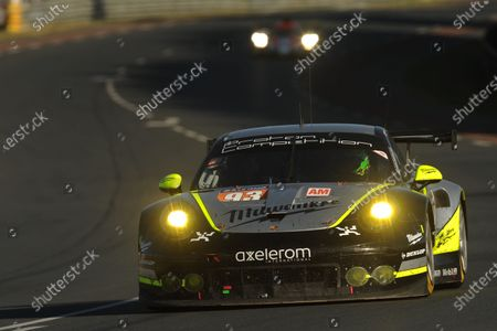 Editorial photo of WEC, Round 3 - Le Mans 24 Hours, Circuit de la Sarthe, France - 18 Jun 2017