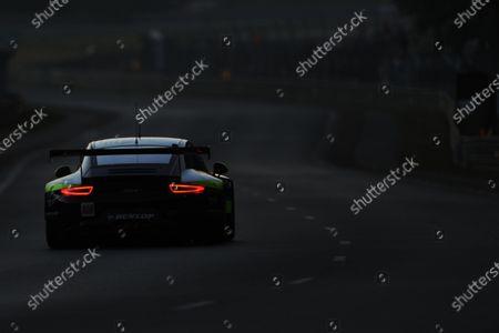 Editorial image of WEC, Round 3 - Le Mans 24 Hours, Circuit de la Sarthe, France - 18 Jun 2017