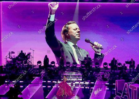 Editorial picture of 2020 Latin Grammy Awards, Miami, United States - 19 Nov 2020