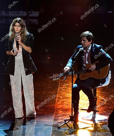 Editorial photo of 2020 Latin Grammy Awards, Miami, United States - 19 Nov 2020