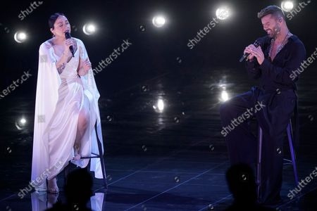Editorial image of 2020 Latin Grammy Awards, Miami, United States - 19 Nov 2020