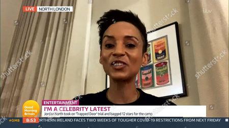 Editorial image of 'Good Morning Britain' TV Show, London, UK - 20 Nov 2020