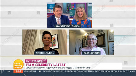 Ben Shephard, Kate Garraway, Adele Roberts and Christopher Biggins