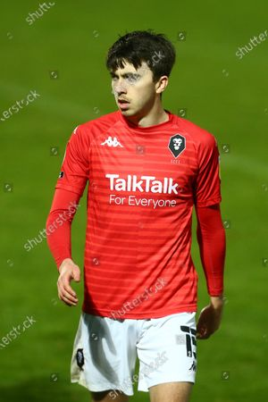 Luke Burgess of Salford City