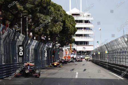 2017 FIA Formula 2 Round 3. Monte Carlo, Monaco. Saturday 27 May 2017. Johnny Cecotto Jr. (VEN, Rapax)  Photo: Zak Mauger/FIA Formula 2.