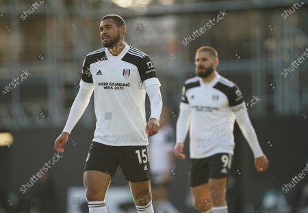 Editorial image of Fulham v Everton, Premier League, Football, Craven Cottage, London, UK - 22 Nov 2020