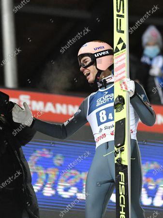Stefan Kraft of Austria