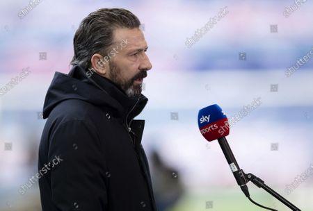 Aberdeen Manager Derek McInnes speaks to Sky Sports pre match.