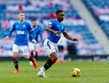 Editorial image of Rangers v Aberdeen, Scottish Premiership, Football, Ibrox Stadium, Glasgow, Scotland, UK - 22 Nov 2020