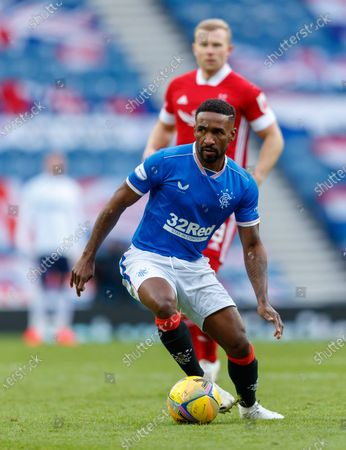 Stock Picture of Jermain Defoe of Rangers