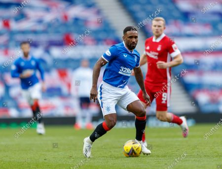Editorial photo of Rangers v Aberdeen, Scottish Premiership, Football, Ibrox Stadium, Glasgow, Scotland, UK - 22 Nov 2020
