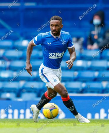 Stock Photo of Jermain Defoe of Rangers