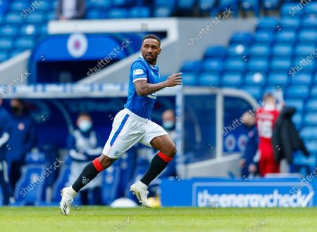 Jermain Defoe of Rangers