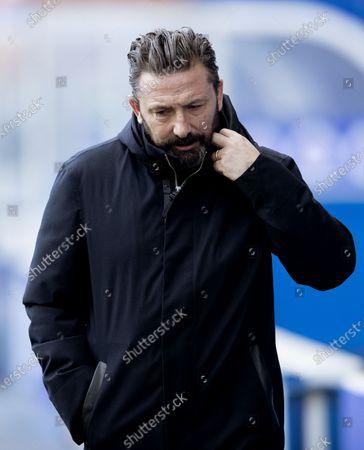 Editorial picture of Rangers v Aberdeen, Scottish Premiership, Football, Ibrox Stadium, Glasgow, Scotland, UK - 22 Nov 2020