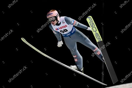 Editorial picture of FIS Ski Jumping World Cup, Wisla, Poland - 22 SNov 2020