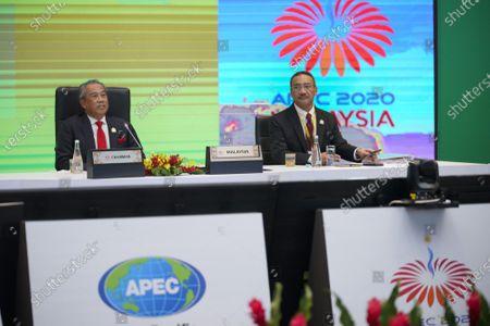 Editorial photo of APEC, Kuala Lumpur, Malaysia - 20 Nov 2020
