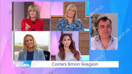 Jane Moore, Linda Robson, Paris Fury, Stacey Solomon and Simon Gregson