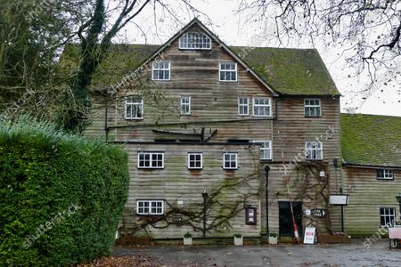 The Mill Sonning which was helped out by neighbours George and Amal Clooney with a generous donation to help keep the theatre alive