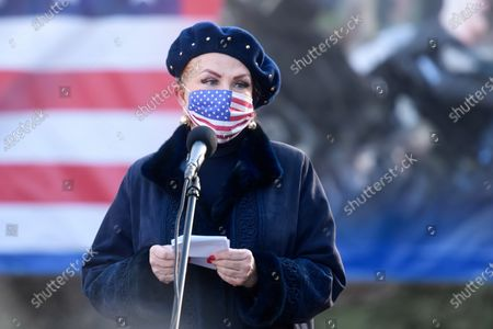 Editorial photo of Inauguration of the forward command of the 5th US Army Corps in Poznan, Poland - 20 Nov 2020
