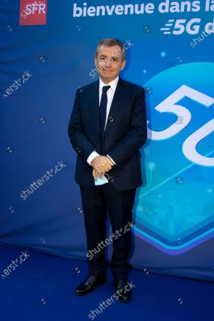 Stock Photo of Alain Weill