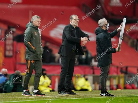 Editorial image of Manchester United v West Bromwich Albion, Premier League, Football, Old Trafford, Manchester, UK - 21 Nov 2020