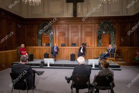 Editorial photo of 75th anniversary of the Nuremberg trials, Deutschland - 20 Nov 2020