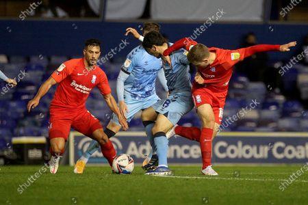 Editorial photo of Coventry City v Birmingham City, EFL Sky Bet Championship - 20 Nov 2020