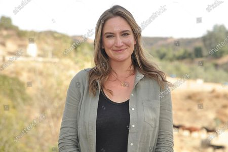 "Director Ashley Avis attends an event to promote the film ""Black Beauty"" at Fair Hill Farms, in Topanga, Calif"