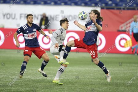 Editorial photo of MLS Impact Revolution Soccer, Foxborough, United States - 20 Nov 2020