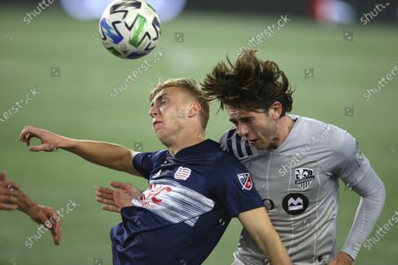 Editorial image of MLS Impact Revolution Soccer, Foxborough, United States - 20 Nov 2020