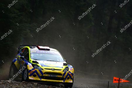 Editorial picture of BRC, Pirelli International Rally - 30 Apr 2017