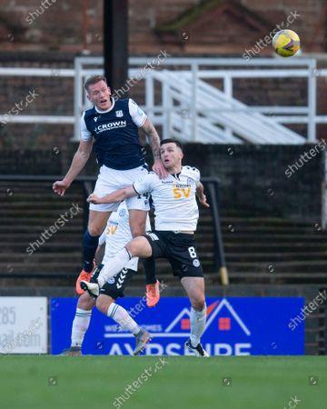 Editorial picture of Ayr United v Dundee, Scottish Championship, Football, Somerset Park, Ayr, Scotland, UK - 21 Nov 2020