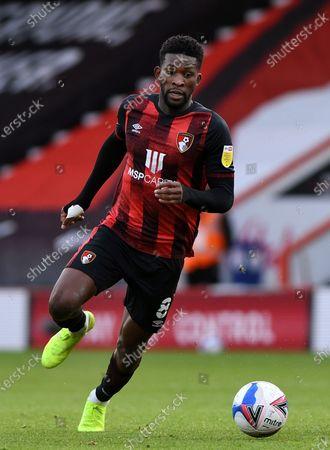 Jefferson Lerma of AFC Bournemouth - AFC Bournemouth v Reading, Sky Bet Championship, Vitality Stadium, Bournemouth, UK - 21st November 2020Editorial Use Only - DataCo restrictions apply