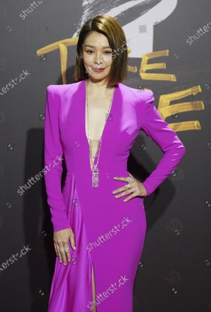 Editorial picture of Golden Horse Awards, Taipei, Taiwan - 21 Nov 2020