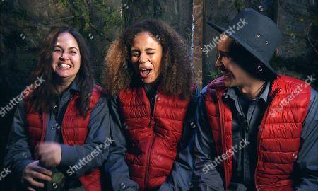 Jessica Breaks the Wood Splitter - Giovanna Fletcher, Jessica Plummer and AJ Pritchard