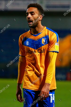 James Perch of Mansfield Town
