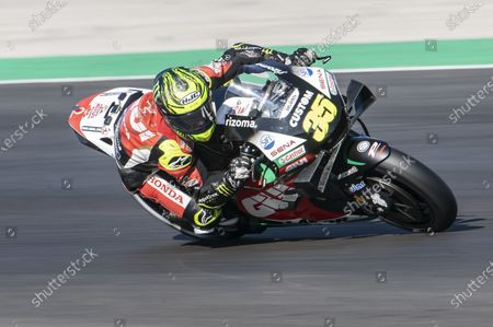 ALGARVE INTERNATIONAL CIRCUIT, PORTUGAL - NOVEMBER 21: Cal Crutchlow, Team LCR Honda during the Portuguese GP at Algarve International Circuit on November 21, 2020 in Algarve International Circuit, Portugal. (Photo by Gold and Goose / LAT Images)