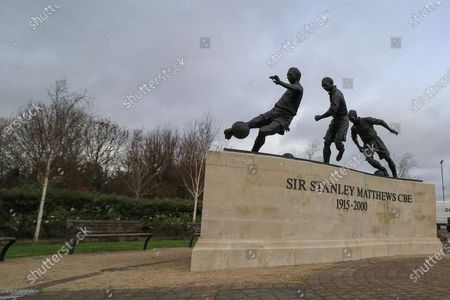 Editorial picture of Stoke City v Huddersfield Town, EFL Sky Bet Championship - 21 Nov 2020