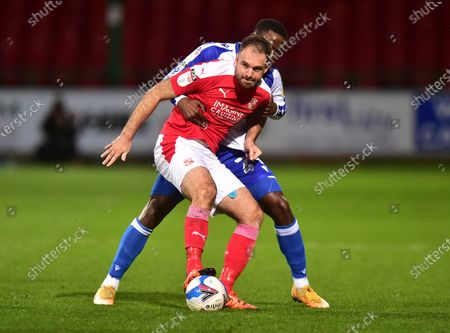 Editorial picture of Swindon Town v Bristol Rovers, UK - 21 Nov 2020