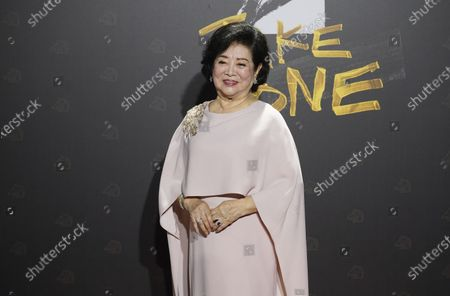 "Taiwanese actress Chen Shu-fang arrives at the 57th Golden Horse Awards in Taipei, Taiwan, . Chen is nominated for Best Leadting Actress and Best Supporting Actress for the film ""Little Big Women"" at this year's Golden Horse Awards - one of the Chinese-language film industry's biggest annual events"