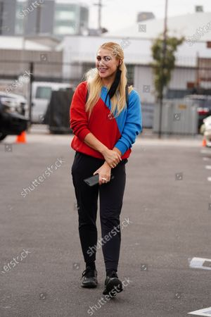 Stock Picture of Emma Slater
